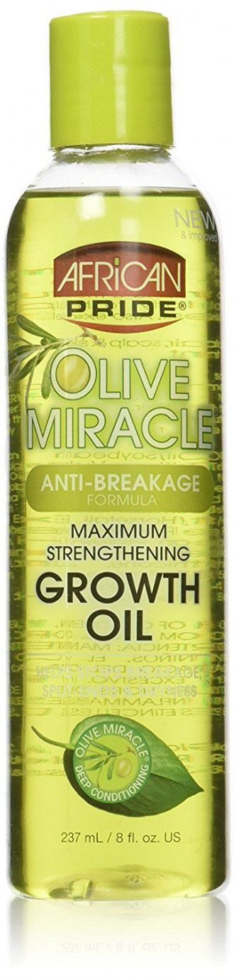 Olive Miracle Maximum Strengthening Oil 237ml
